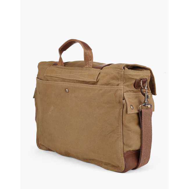 Belstaff COLONIAL MESSENGER SHOULDER BAG Men KHAKI Outlet Store