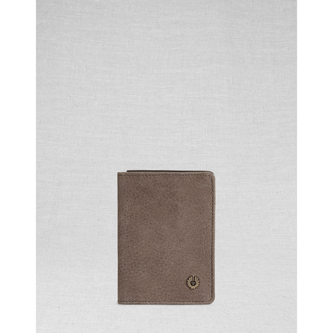 Belstaff CITYMASTER CARD CASE Men  ASH Outlet Store
