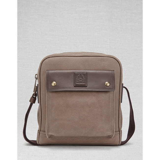 Belstaff CITYMASTER CROSSBODY BAG Men  ASH Outlet Store