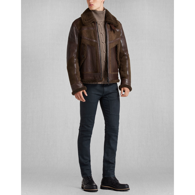 Belstaff SOUTHBOROUGH BLOUSON Men BARK Outlet Store