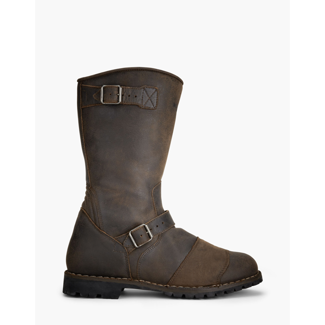 Belstaff ENDURANCE BOOT Men  BLACK/BROWN Outlet Store