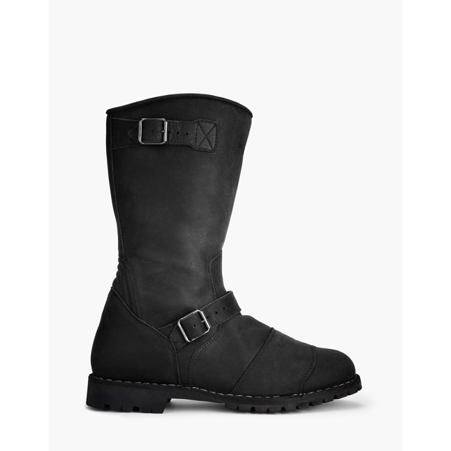 Belstaff ENDURANCE BOOT Men  BLACK Outlet Store