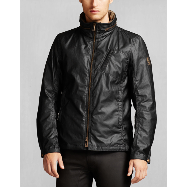 Belstaff CITYMASTER JACKET Men BLACK Outlet Store