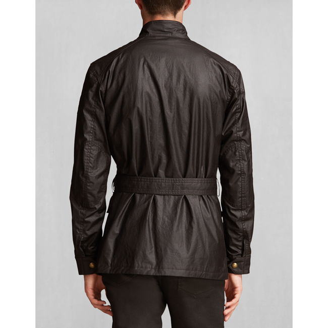 Belstaff THE ROADMASTER JACKET Men MAHOGANY Outlet Store