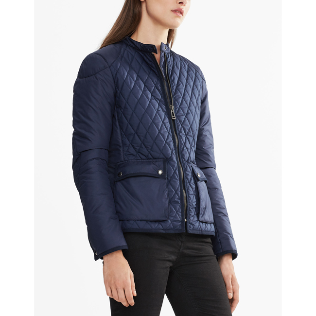 Belstaff RANDALL 2.0 JACKET Women BRIGHT INDIGO Outlet Store