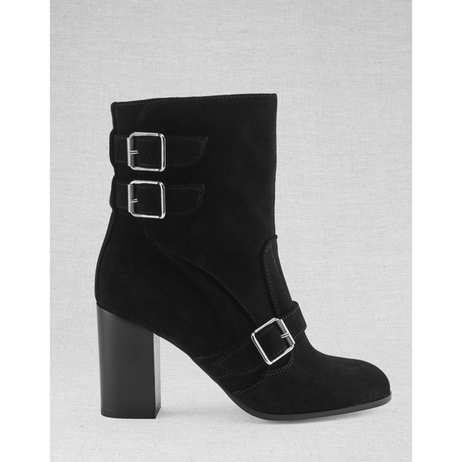 Belstaff BEDLINGTON BOOTS Women BLACK Outlet Store