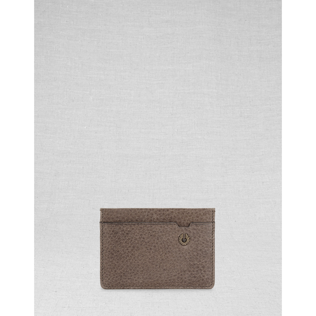 Belstaff CITYMASTER CARD HOLDER Men  ASH Outlet Store