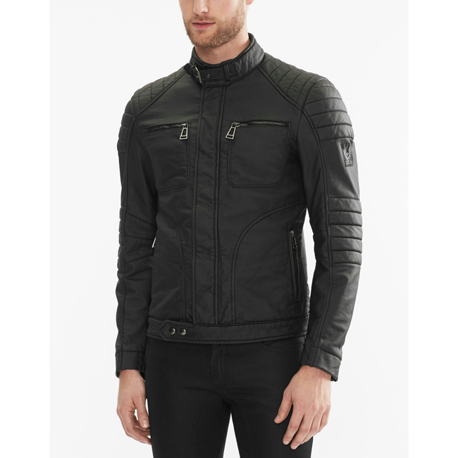 Belstaff WEYBRIDGE JACKET Men BLACK Outlet Store