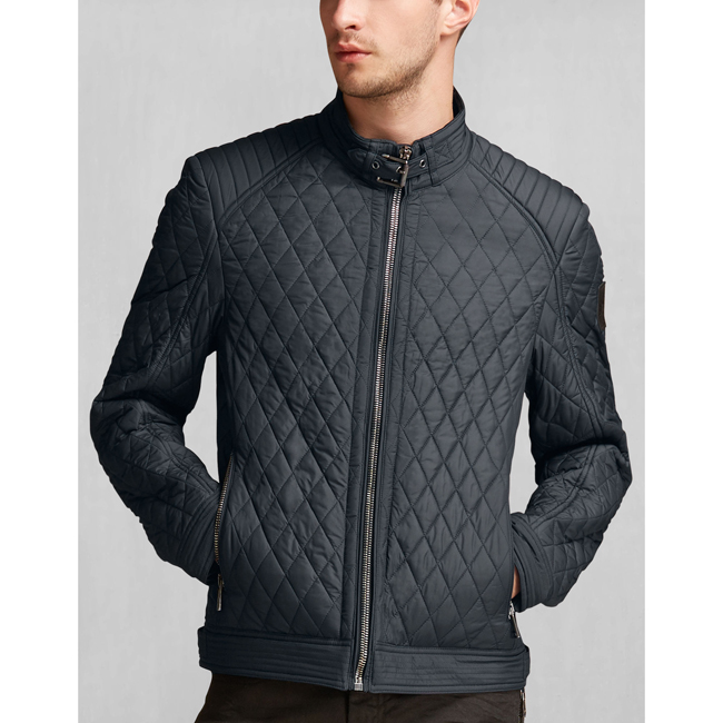 Belstaff BRAMLEY JACKET Men DARK NAVY Outlet Store
