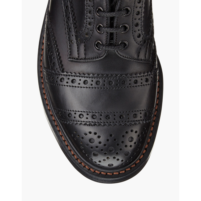 Belstaff TRICKER\'S PHOENIX SHORT SHOES Men BLACK Outlet Store