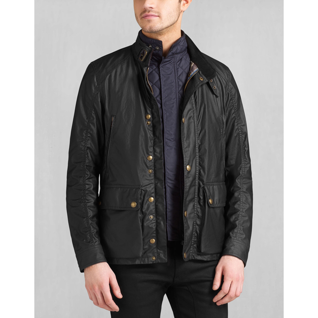 Belstaff TOURMASTER JACKET Men DARK NAVY Outlet Store