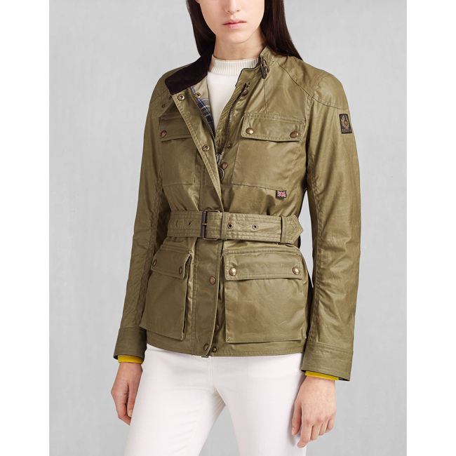 Belstaff ROADMASTER JACKET Women CAPERS Outlet Store